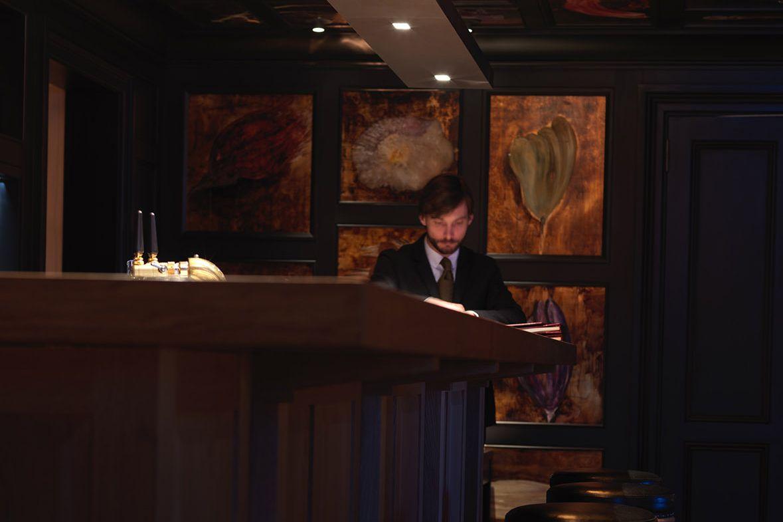 Almhof Schneider wunderkammer restaurant