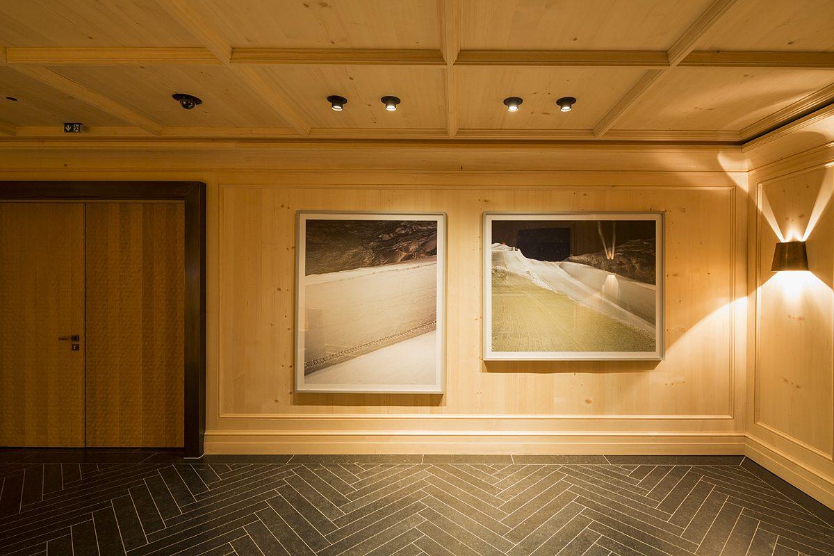 Almhof Schneider hotel art