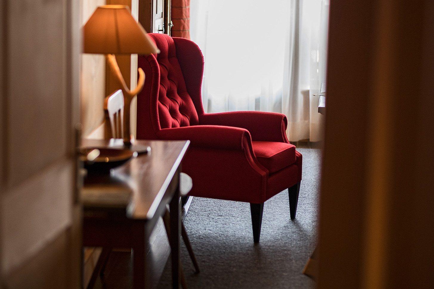Almhof Schneider room