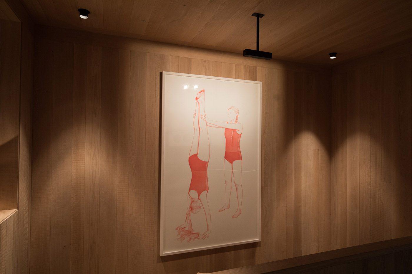 Almhof Schneider art