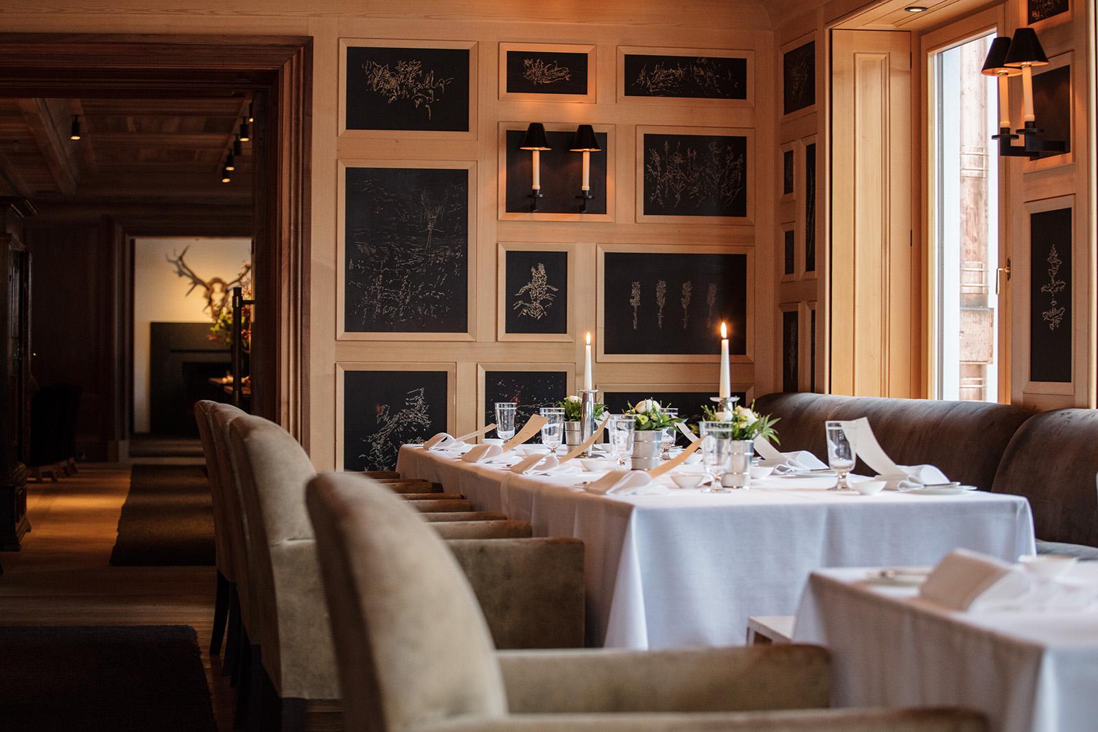 Restaurant im Almhof Schneider, Lech